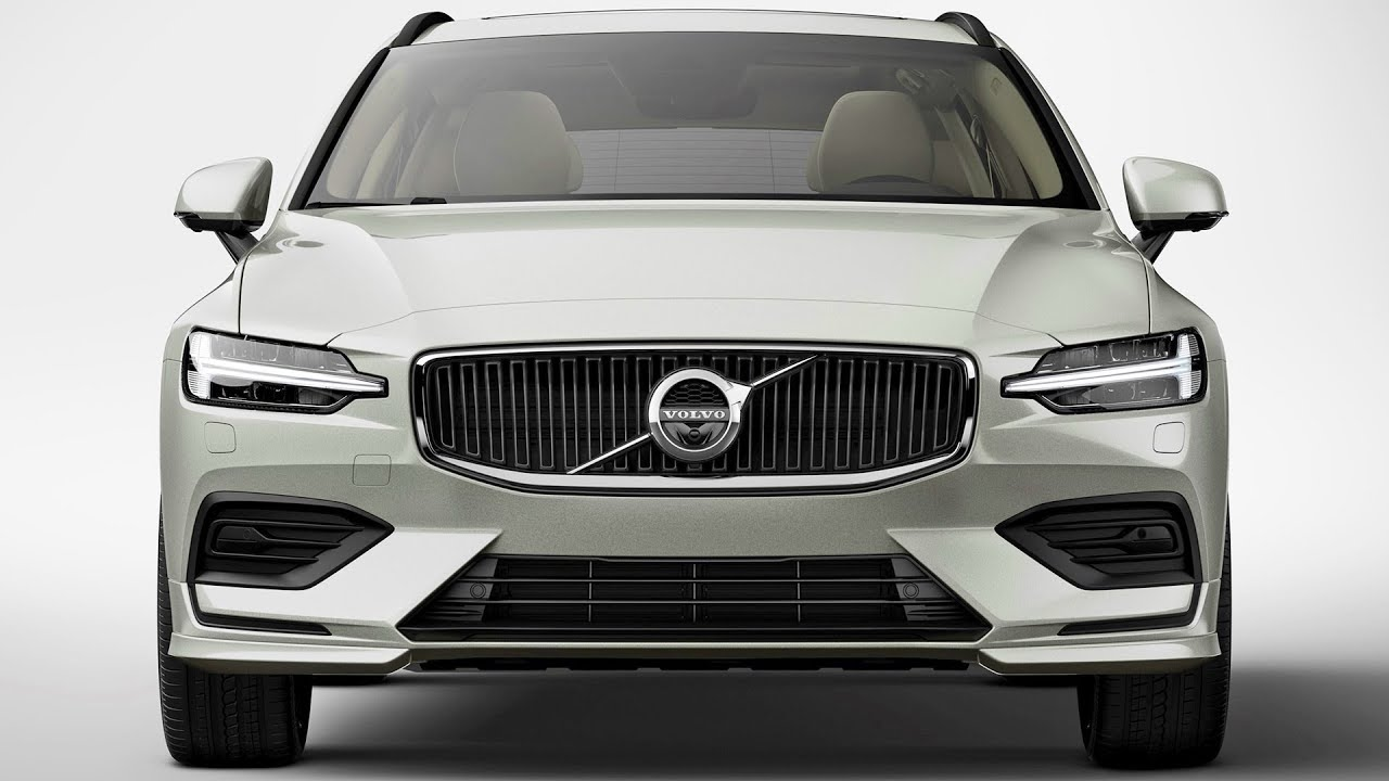 Volvo V60 (2019) Making Wagons Great Again - Dauer: 11 Minuten