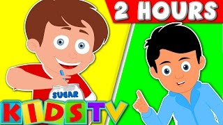 Johny Johny Yes Papa | and Many More Videos | Popular Nursery Rhymes Collection  kids tv