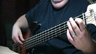 Nickelback How You Remind Me Bass Cover