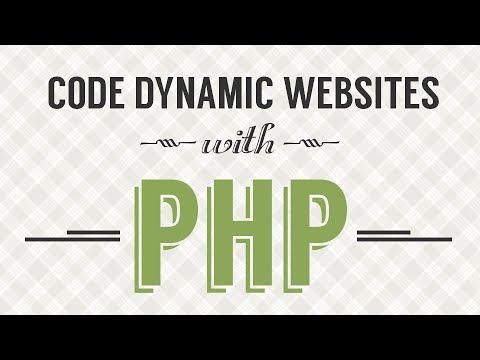 Download Course Files [#5] Code Dynamic Websites With PHP