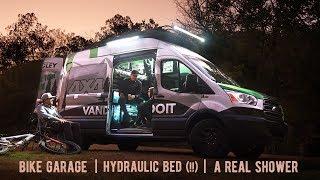 The Ultimate Adventure Van Build?