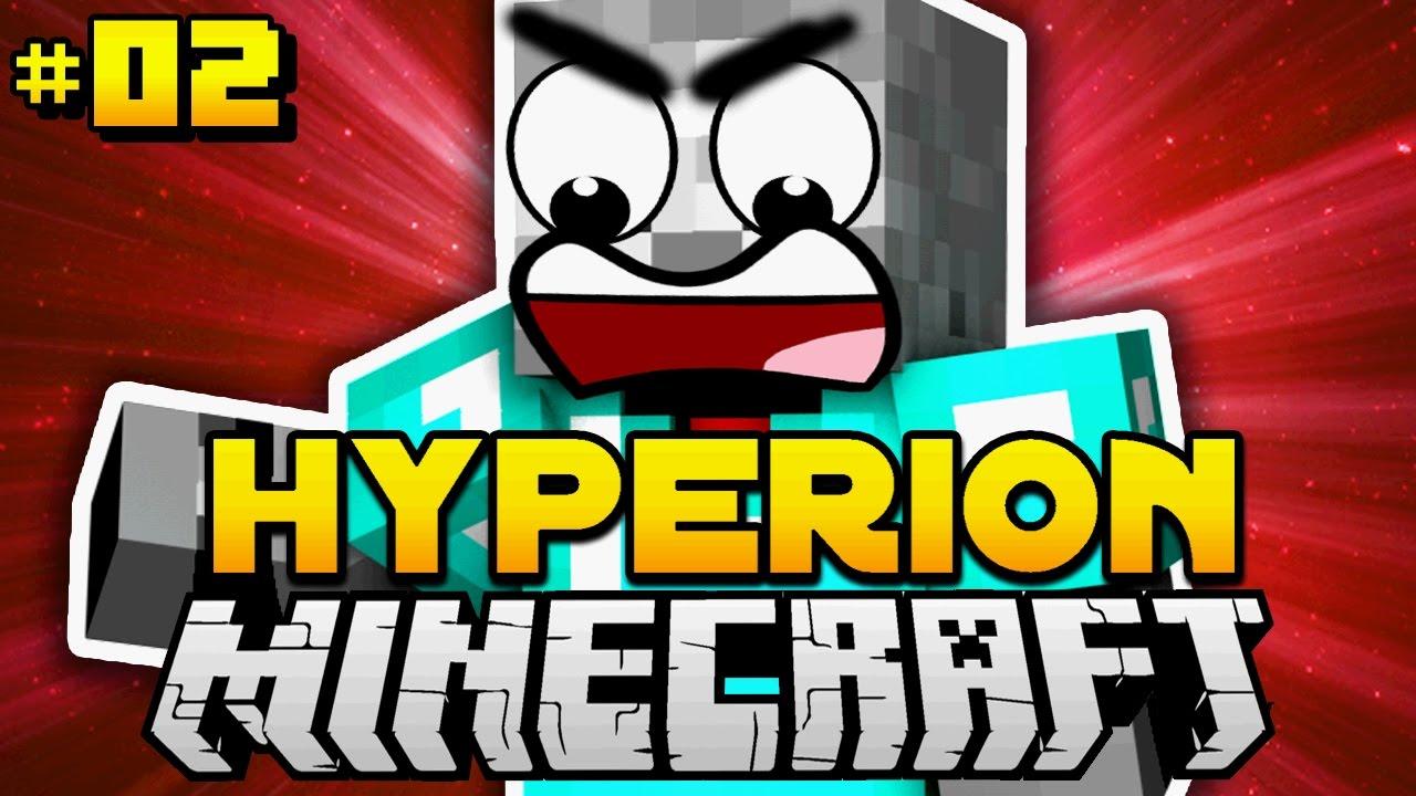 WAS SOLL DAS Minecraft Hyperion DeutschHD YouTube - Minecraft hyperion spielen