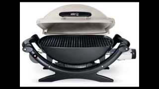 Electric Barbecue Grills - Weber 386002 Q 100 Portable