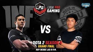 Infamous Gaming vs Perú | Grand Final LPG Season 4
