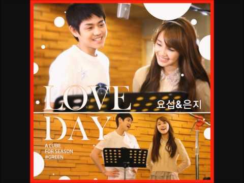 LOVE DAY - JH900523 ft. Yang Yoseob of B2ST (B2UTY Version)