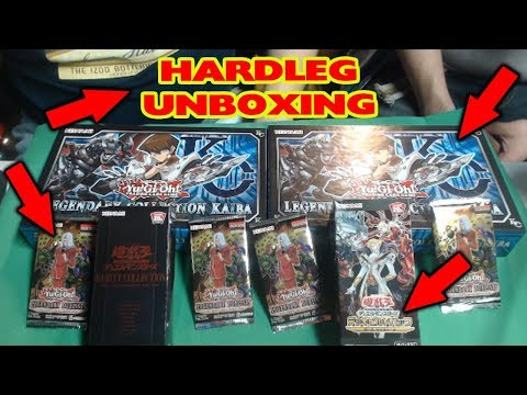 I Heard Red Arrows Make Thumbnails More Appealing - Hardleg Unboxing - March 2018