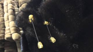 Норковая шуба поперечка из новой коллекции 2016(Норковая шуба поперечка 48 размера черного цвета норка - 17250грн 8.09.2015 - из новой коллекции в магазине - http://norkova..., 2015-09-08T15:14:05.000Z)