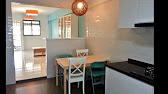 3 room hdb kitchen renovation design - YouTube