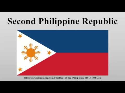 Second Philippine Republic