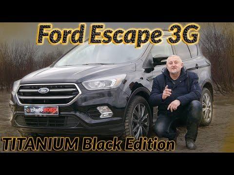 """Форд Эскейп/Ford Escape 3 рестайлинг Titanium  Black Edition """"АКТУАЛЬНЫЙ КРОССОВЕР ИЗ США"""""""