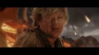 Властелин колец: Возвращение короля, 2003. Цвет волшебства, 2008, скрытые киноцитаты