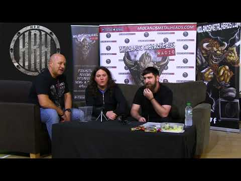 Phil Campbell & The Bastard Sons Live Interview Straight From Hard Rock Hell 12