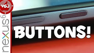 Video  - Nexus 6 Review: Power Button and Volume Rocker