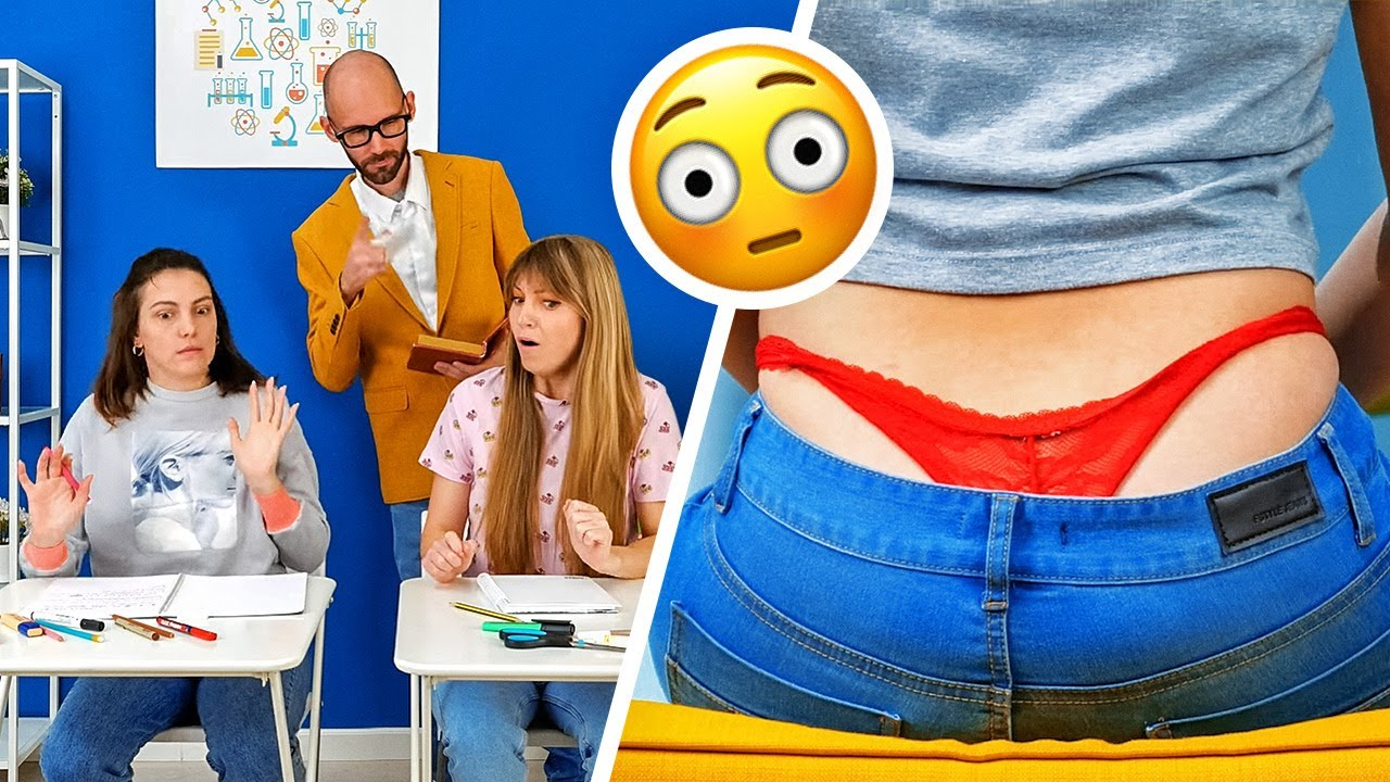 Woah! Hilarious High School Fails, Students Life Hacks, Cheating Tricks By A Plus School