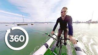 Bikes Ahoy! (360 Video)