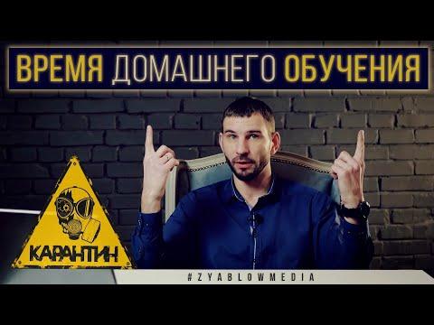 Карантин - время дистанционного обучения | Zyablowmedia