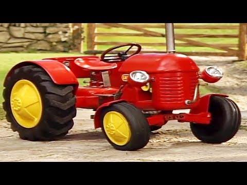 Kleiner Roter Traktor | Flecki Haut Ab | Ganze Folgen | Karikatur für Kinder