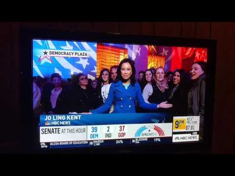 You did it! National TV! Good job man, enjoy being viral!