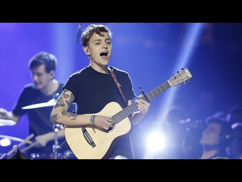 "Scott Helman ""Bungalow"" - Live at the 2016 JUNO Awards"