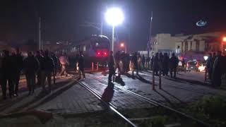 Adana'da Yolcu Treni Motosiklete Çarptı: 2 Ölü