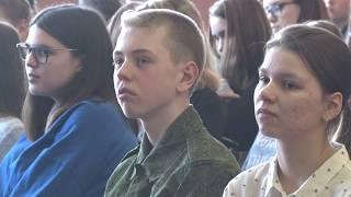 Десна-ТВ: Уроки мужества для старшеклассников