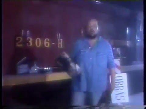 Jamari França no Estação Shock - Rede Manchete, 17/12/1988