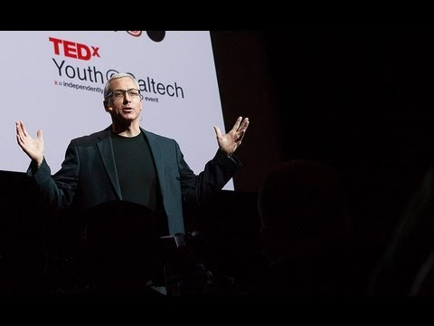 Brains Feeding Brains: Drew Pinsky at TEDxYouth@Caltech