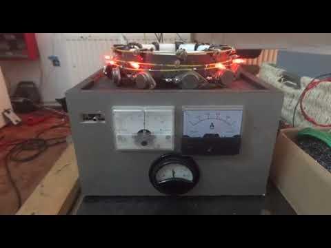 Befreite Energie Doku - GrowLED, Plasmareaktor, Eisheizung, Back-EMF Roller