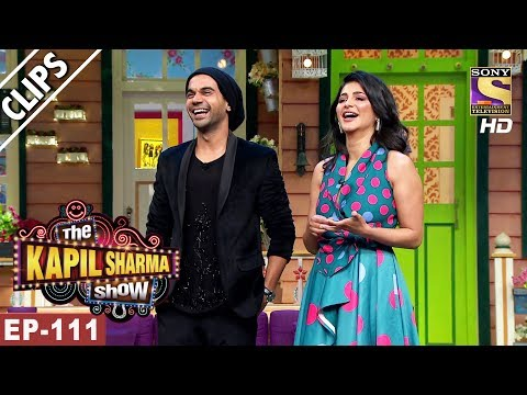 Kapil Sharma Welcomes Shruti Haasan & Rajkummar Rao  The Kapil Sharma   3rd Jun, 2017