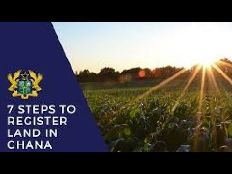 Episode 2 Farm land for lease/sale in Suhum Ghana.