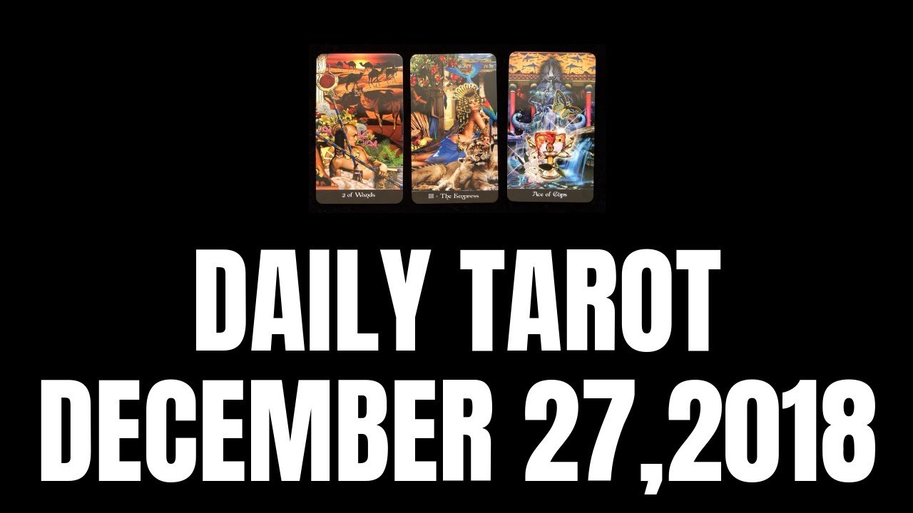 leo weekly tarot december 27 2019