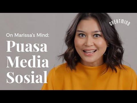 On Marissa's Mind: Puasa Media Sosial Mp3