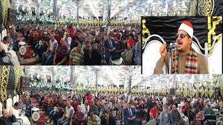 أبدع تلاوات سورة النمل للشيخ ممدوح عامر مليونية عزاء عائلات الليثى طنبارة السنبلاوين 3 10 2019