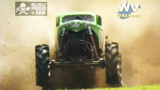 Dennis Anderson King Sling Freestyle Mud Bog Ohio Mudfest July 13, 2013 Newark, OH
