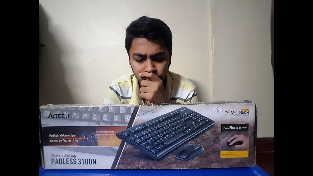 A4Tech 3100N Keyboard Driver for Windows