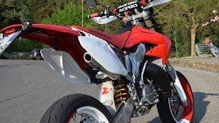 HONDA CR 125 MOTARD