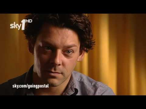 Going Postal  Richard Coyle Interview - Sky1 HD.mov