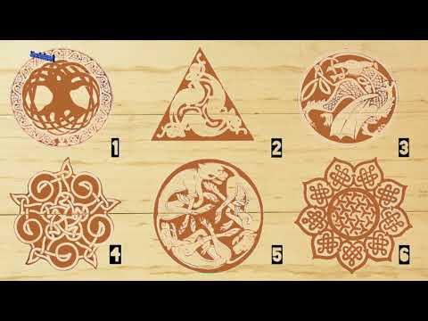 Elige un símbolo celta y aprende algo acerca de tu fuerza interior