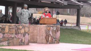 WATCH Fort Carson Honor Rally for Fallen Hero SSG Kennith Mayne Part 2