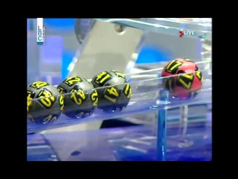 LOTO LIBANAIS - LBC LIVE DRAW 19.03.2015