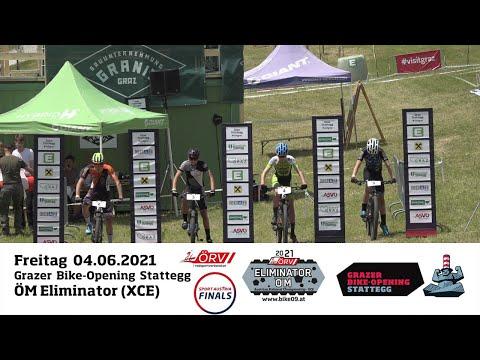 Grazer Bike-Opening Stattegg ÖM Eliminator XCE U13 U15 U17