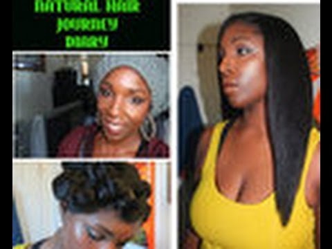 Natural Hair Grease And Water