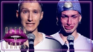 Emotionale Statements: Queens offenbaren ihre Ängste & Wünsche | Queen of Drags | ProSieben
