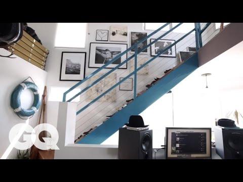 Joe Sadler Home Tour - Best Homes for Men - Details Magazine