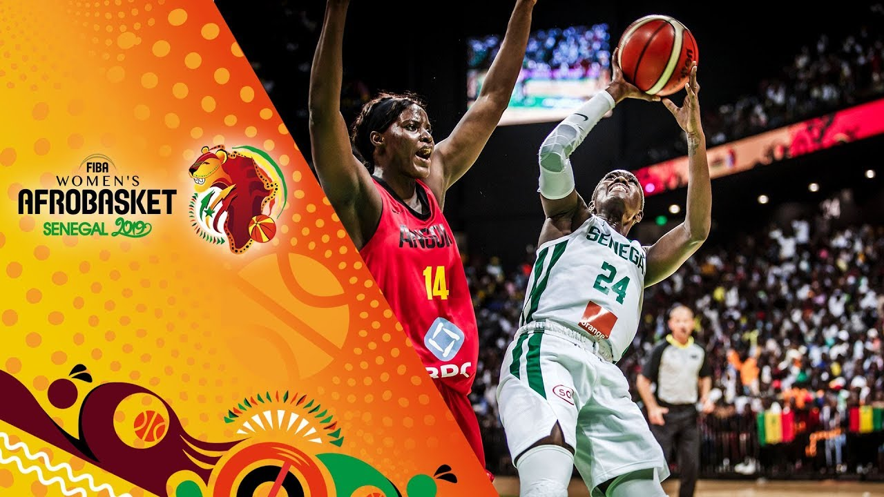 Senegal v Angola - Highlights - Quarter-Finals