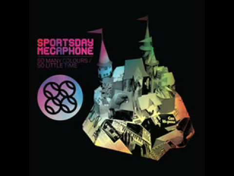 Sportsday Megaphone - Meet Me In The Middle