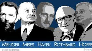 Co to jest Austriacka Szkoła Ekonomii? Traktat o Ekonomii J.B.Wiśniewski Weekend Kapitalizmu #11