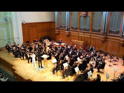 Reinhold Glière - Concerto for Coloratura and Orchestra. Nevretdinov Ilias(trumpet) 12 years