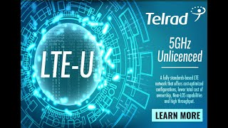 Telrad 5GHz Unlicensed Webinar