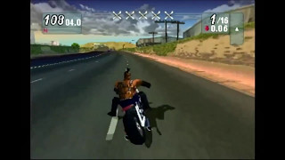 (Longplay #8) (PS1) Road Rash: Jailbreak (Part 1 of 2)